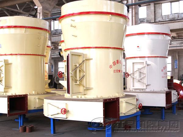 3r雷蒙磨粉机图片