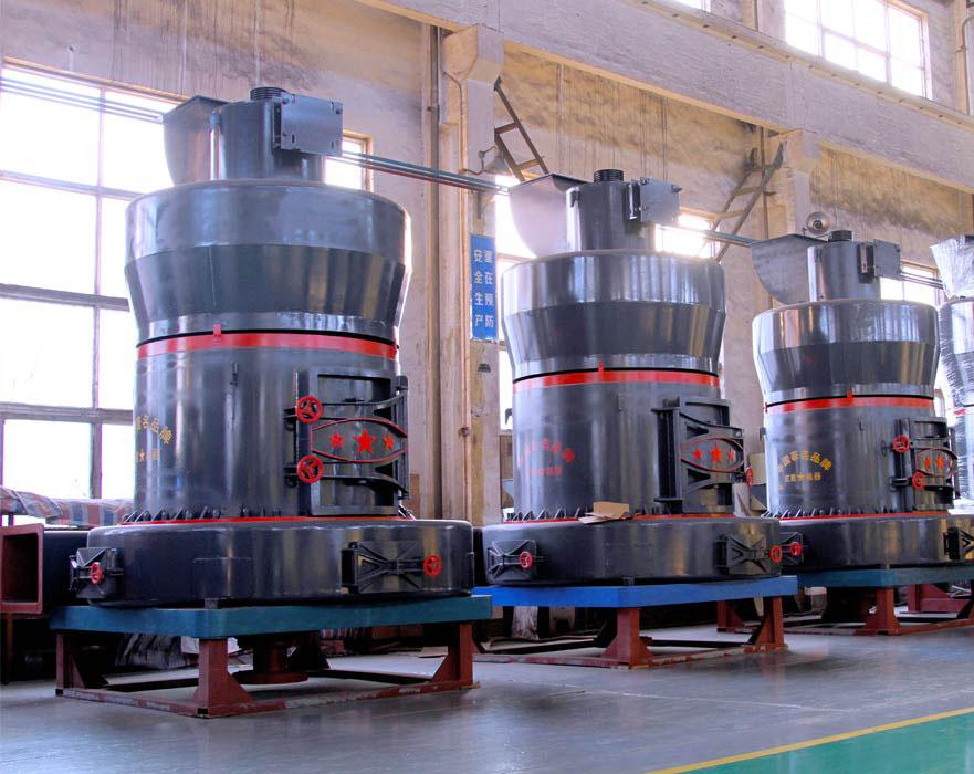 HGM环保超细磨粉机