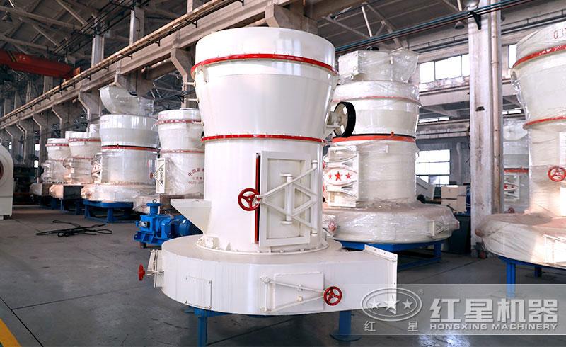 HGM系列环保超细磨粉机