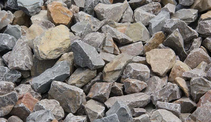 石灰石原料