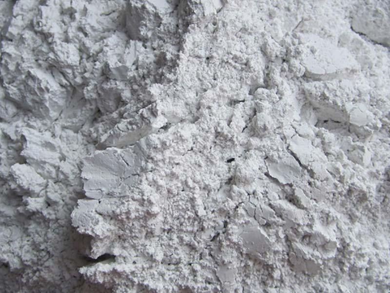石灰石粉状成品