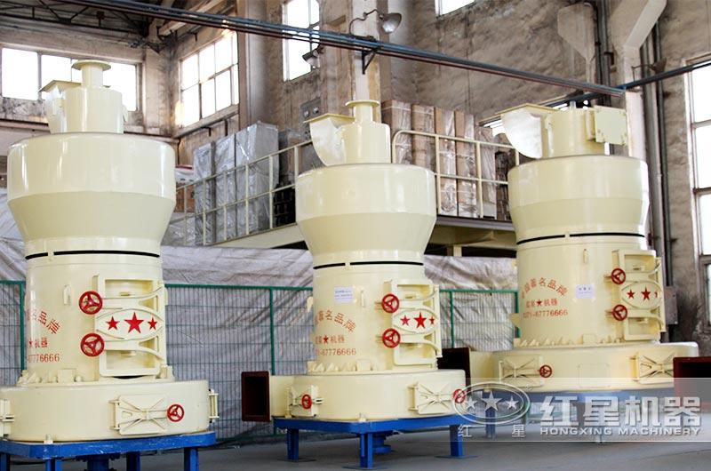 中小型磨石粉机器节能环保