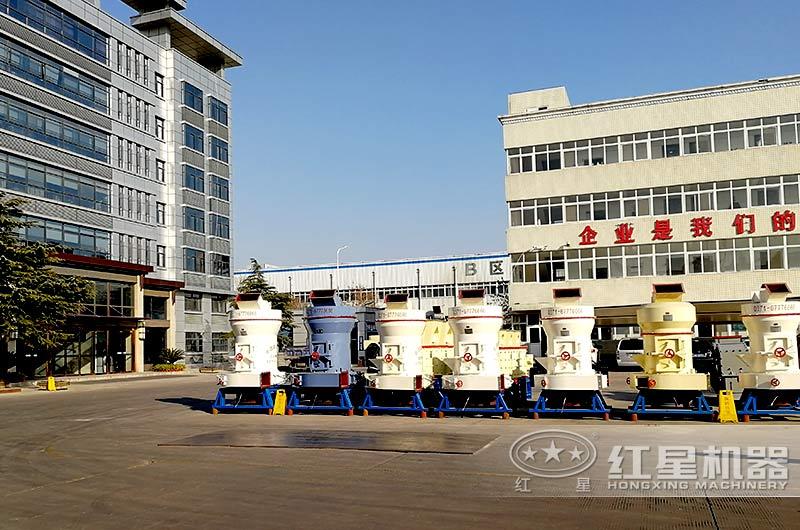 铝矾土磨粉设备生产厂家