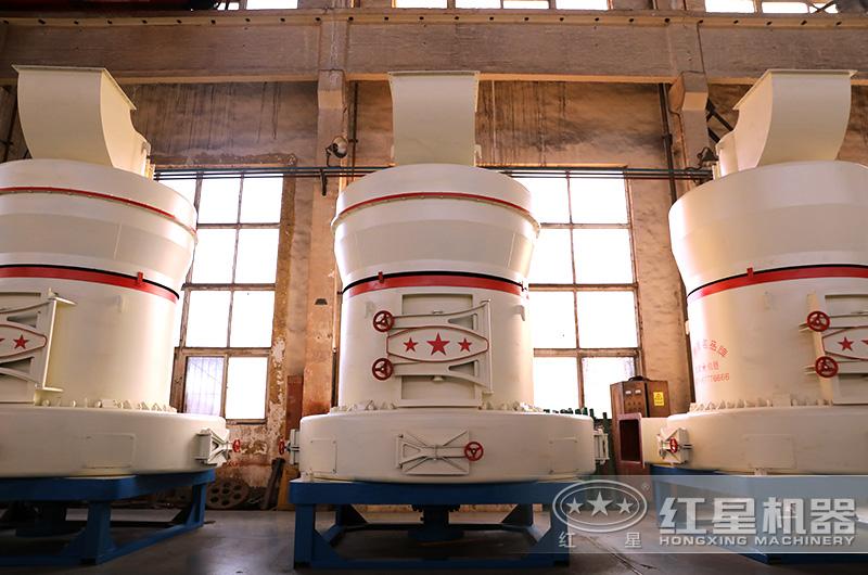 大型雷蒙磨粉机