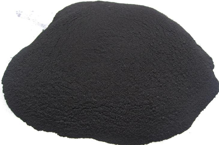 风化煤粉末
