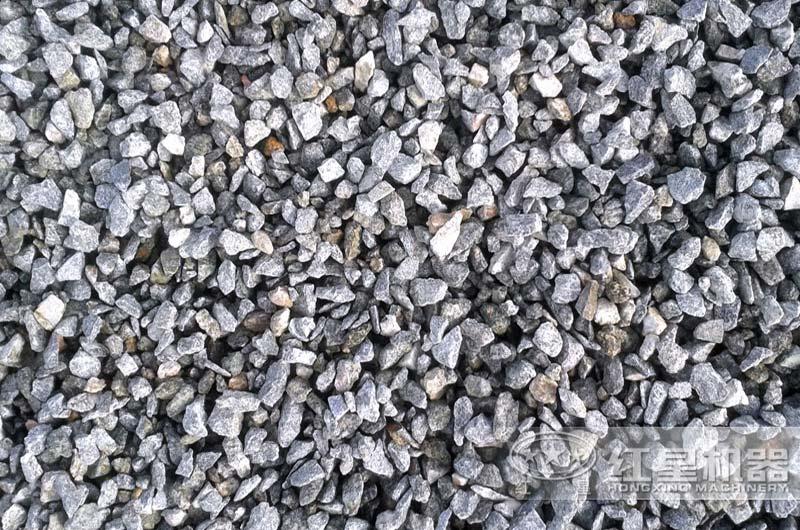优质石料粒形好粒径均匀含石粉少